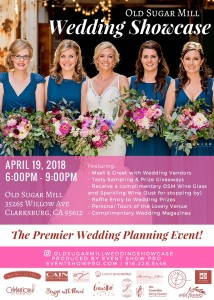 Old Sugar Mill Wedding Showcase flyer 3